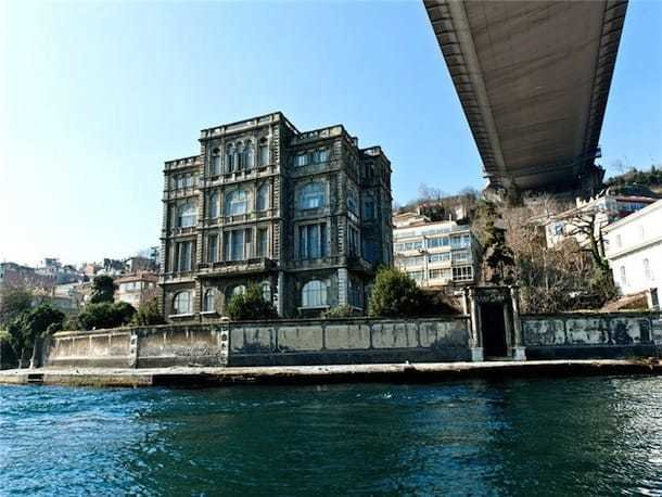 zeka pasa mansion 1 $115,000,000 Mansion For Sale In Turkey