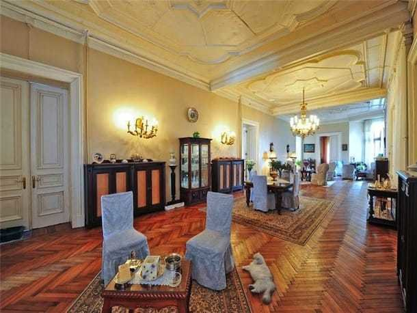 zeka pasa mansion 4 $115,000,000 Mansion For Sale In Turkey