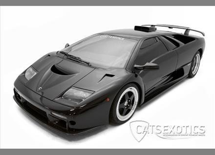Rare Lamborghini Diablo Gt 2000 For Sale Luxury Branded