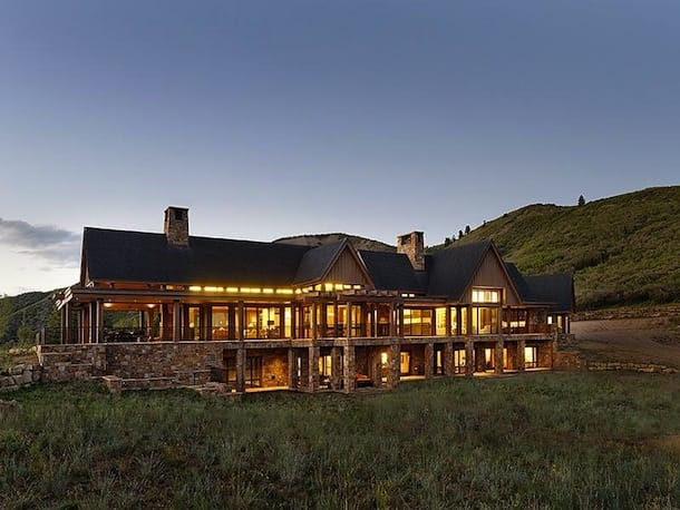 $50,000,000 Compound In Snowmass Village Colorado