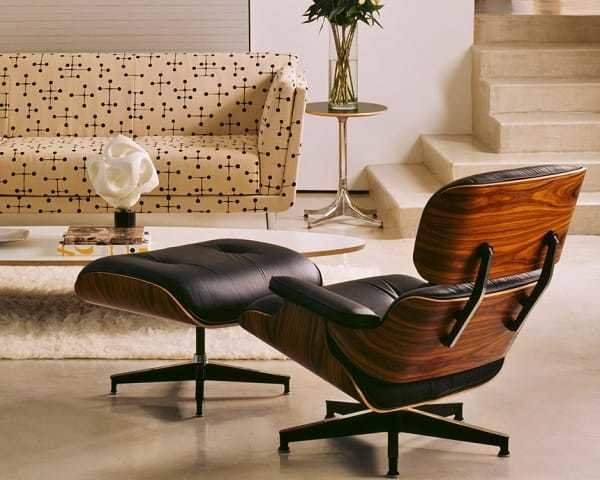 The Eames Lounger And Ottoman The Ultimate Way To Relax