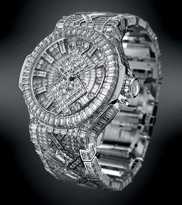 Hublot 5mil Big Bang 1 Jay Zs Birthday Present from Beyonce: A $5 Million Hublot Big Bang Watch