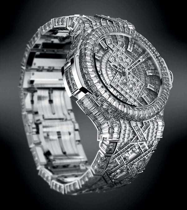 Hublot 5mil Big Bang 2 Jay Zs Birthday Present from Beyonce: A $5 Million Hublot Big Bang Watch