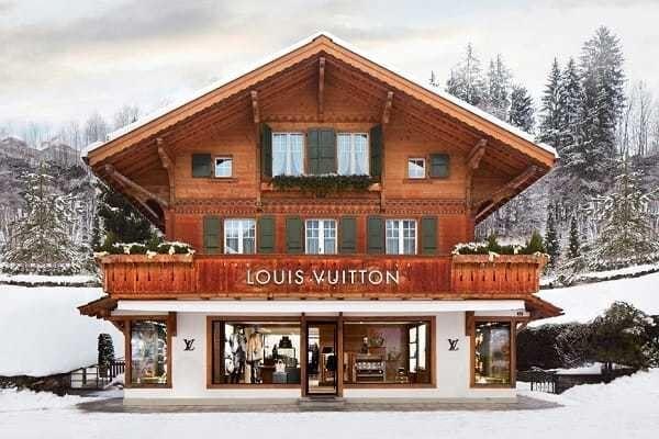 Louis Vuitton Switzerland Stores