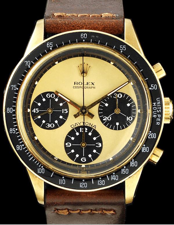 Rolex Daytona 6241 Paul Newman 14kt 1966
