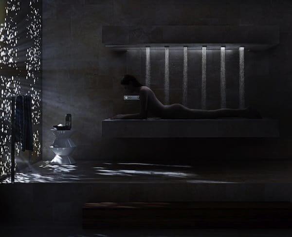 7 incredible luxury showers luxury branded. Black Bedroom Furniture Sets. Home Design Ideas