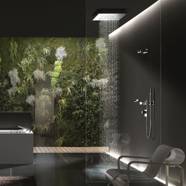 1 rainsky shower by dornbracht - Luxury Showers