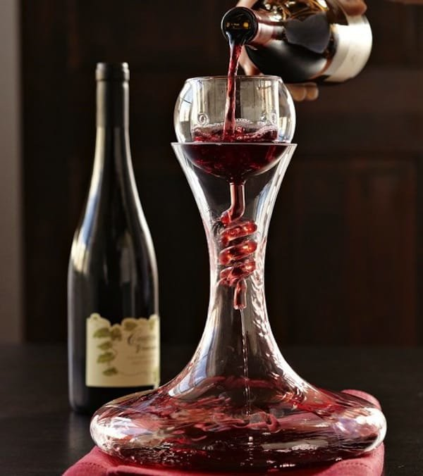 Twister Wine Aerator And Decanter