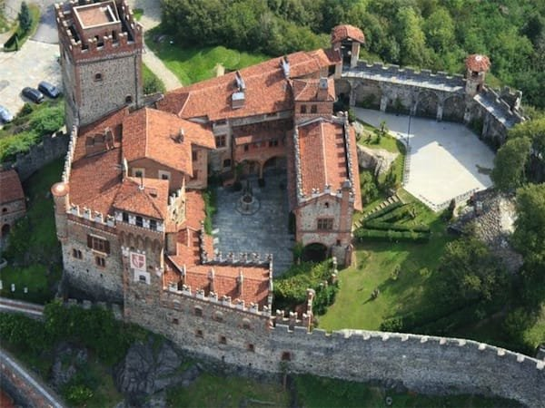 Medieval Italian Castle Goes Up For Sale Luxury Branded