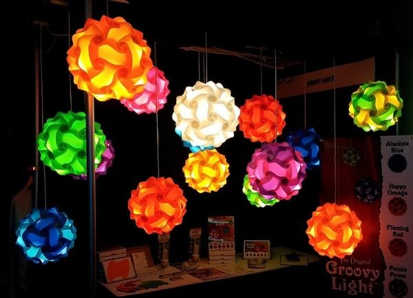 Joe Player Groovy Ball Lights