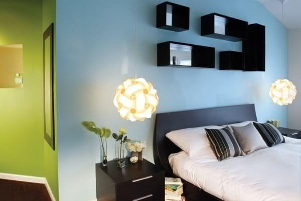 Groovy Lights Bedroom