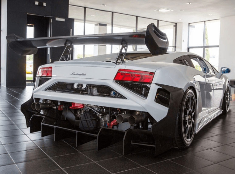 2013 Lamborghini Lp570 4 Super Trofeo For Sale Luxury Branded