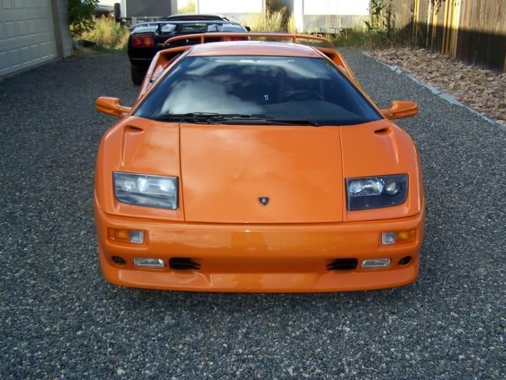 Nicolas Cages 99 Lamborghini Diablo Vt Alpine 1