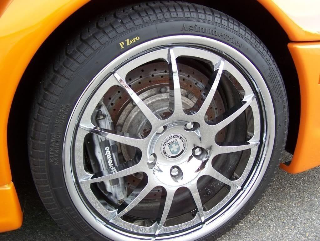 Nicolas Cages 99 Lamborghini Diablo Vt Alpine 10