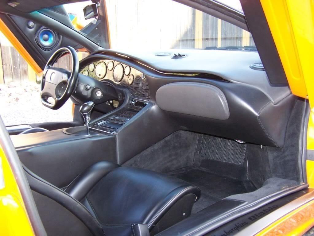 Nicolas Cages 99 Lamborghini Diablo Vt Alpine 5
