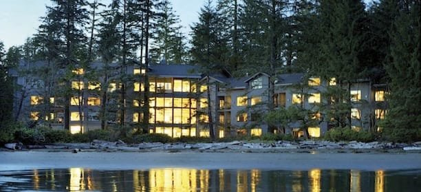 Wickaninnish Inn Tofino Luxury Hotel