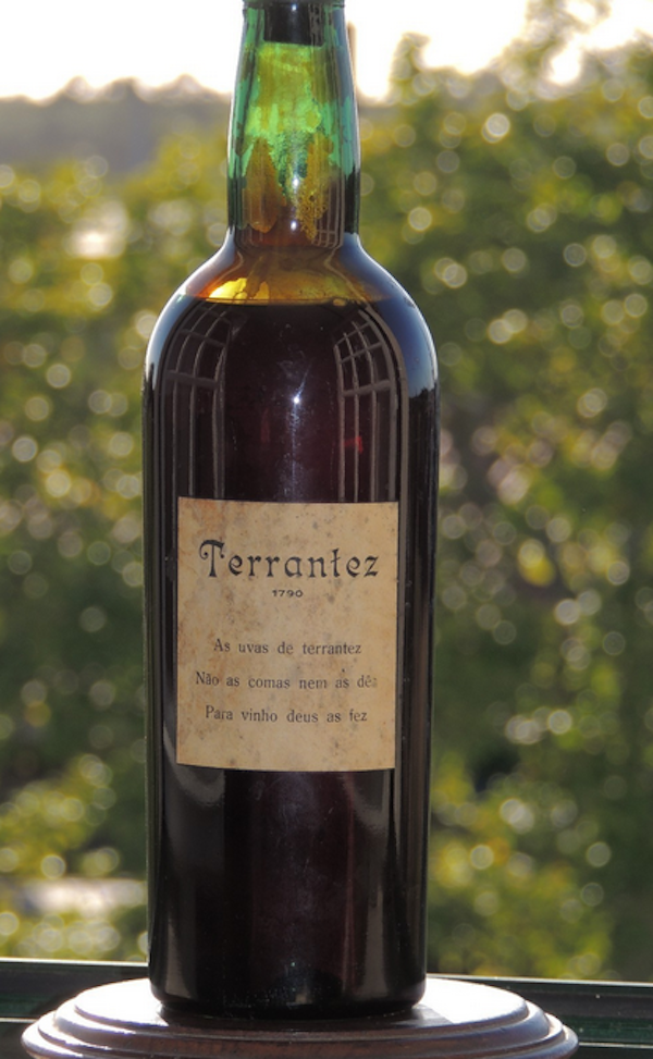 222 year old wine