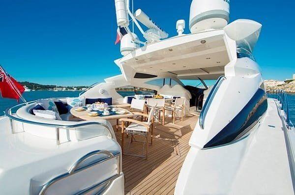 AquaCruise Yacht Charter interview