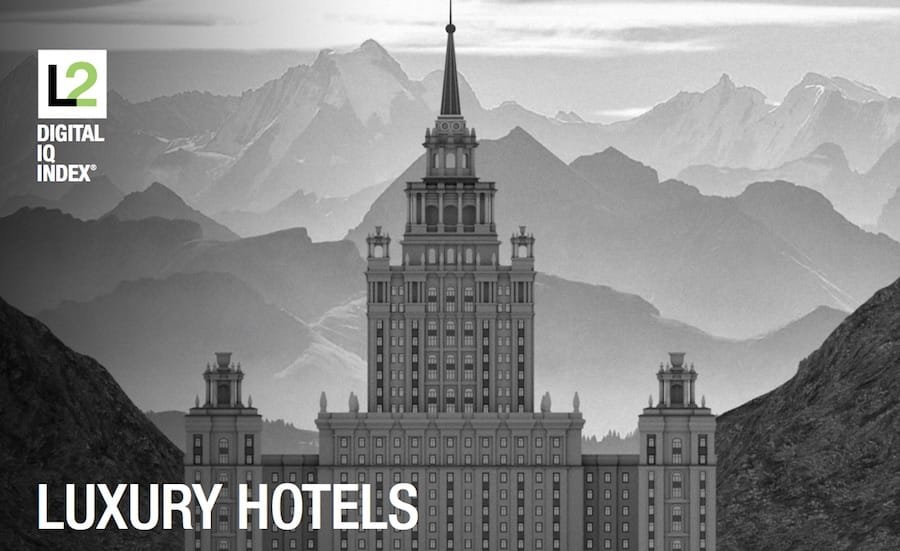 l2 Inc 2015 Luxury Hotel Digital Index