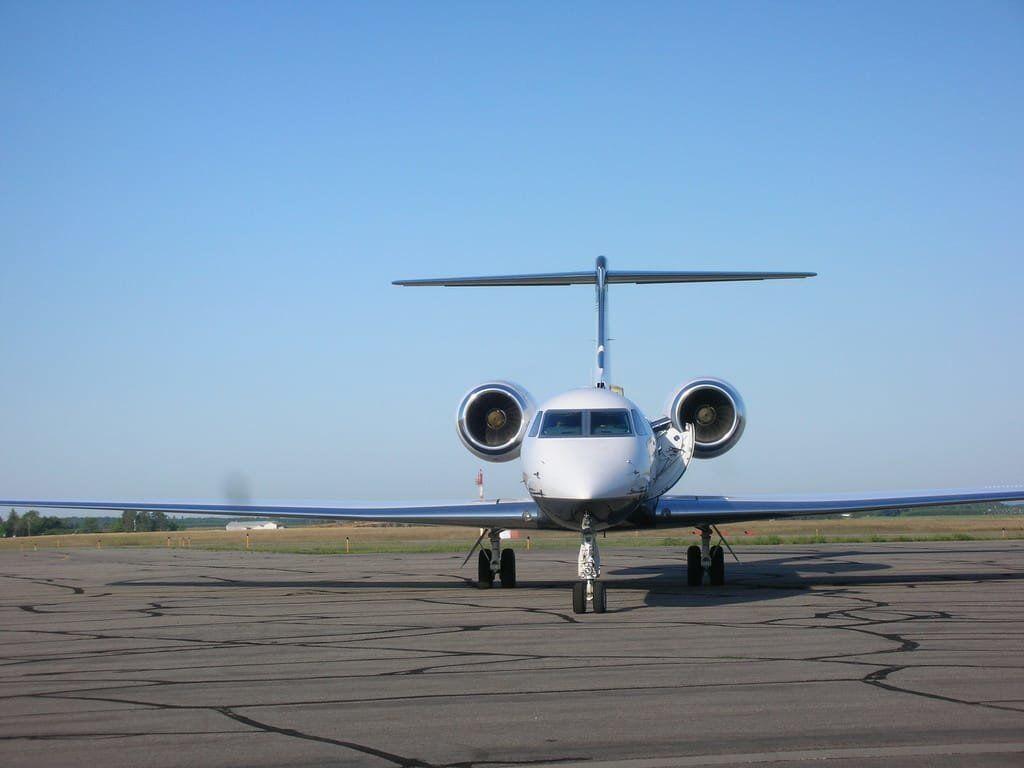private jet mareting press strategies